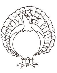 thanksgiving turkey coloring sheet eliolera