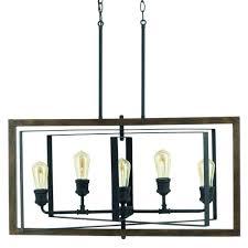 home depot kitchen island lighting progress lighting reserve collection 5 light gilded iron linear