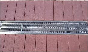 Drainage Patio Linear Drainage Solutions For Your Patio Luxe Linear Drains Llc