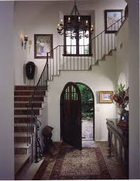 Foyer Stairs Design Foyer Stairs Design Entry Mediterranean With Tile Flooring Table