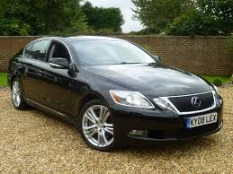 used lexus gs 450h used black lexus gs 450h for sale south yorkshire