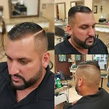 comb over with receding hairline 50 classy haircuts and hairstyles for balding men
