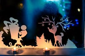 christmas window printable designs adventure in a box