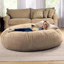 Bean Bag Sofas by Bean Bag Sofa Comfortable Place To Rest Home And Garden Decor