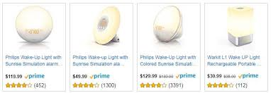 Philips Wake Up Light With Colored Sunrise Simulation Philips Hf3500 01 Wake Up Light Review U2013 Wake Up Lights U0026 Clocks