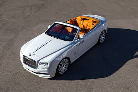 rolls royce white convertible pictures rolls royce 2016 spofec dawn convertible white cars from