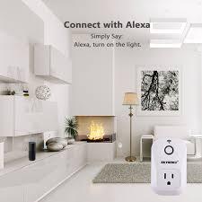 smart plug skyroku 2 pack sm pw701u wi fi plug no hub required