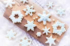snowflake sugar cookies snowflake sugar cookies with royal icing faith food family