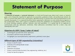 Statement Of Purpose Resume Evidence Essays Masters Thesis Safety Argosy University Resume