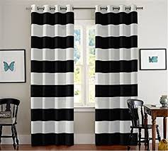 black and white patterned curtains black and white patterned
