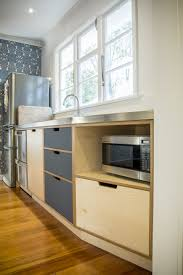 moveable kitchen island renovated villa home wanted a modern plywood kitchen update solid