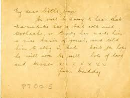 these first world war letters and stories reveal a soldier u0027s love