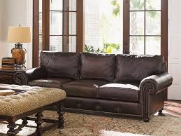 Leather Sofa Kilimanjaro Riversdale Leather Sofa Lexington Home Brands