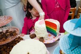 rainbow cake hervé cuisine a lego rainbow cake and flower crown festival the delightful