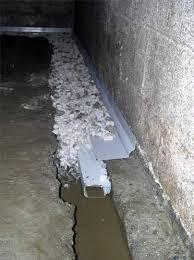 concrete basement flooring and repair in bangor portland