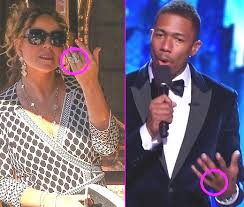 what will nick cannon do about his u201cmariah u201d back tat when the