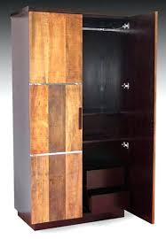 Furniture Wardrobe Closet Armoire Cherry Wood Wardrobe Closet Solid Wood Wardrobe Armoire Antique