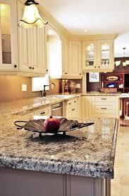 Modern Luxury Kitchen With Granite Countertop Stone Countertops