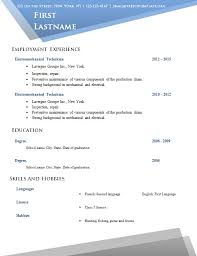 Resume Templates For Openoffice Free Download Resume Templates Open Office Office Manager Cv Sample Office