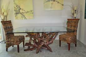 Driftwood Sofa Table by Driftwood Decor Custom Driftwood Furniture