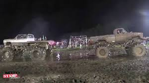monster trucks jam 2014 saturday tug of war michigan mud jam 2014 mud bogging feature