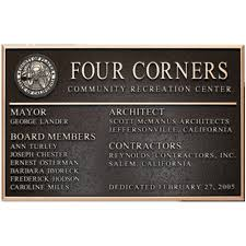 bronze memorial plaques bronze memorial plaques ships in eight days lifetime guarantee