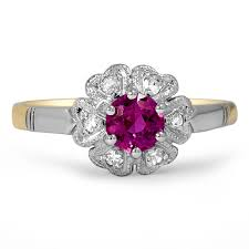ruby and engagement rings ruby engagement rings brilliant earth