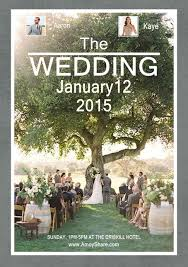 wedding poster template how to design your stylish wedding poster amoyshare
