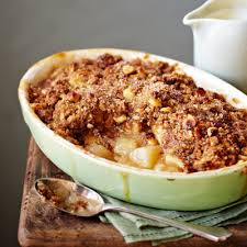 apple pear crumble apple pear and brown sugar crumble