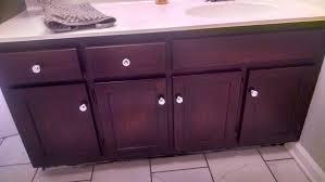 Repainting Bathroom Vanity Refinish Bathroom Vanity Dact Us