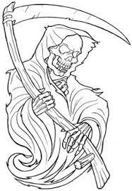 free grim reaper tattoos 48 horrifying grim reaper