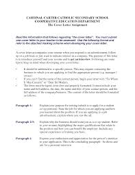 brilliant ideas of cover letter for catholic teacher about