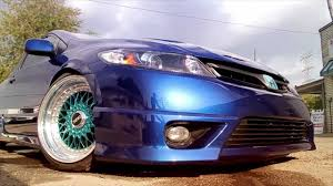 2007 fiji blue civic si more than paint u0026 body sureal customz