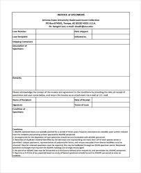 9 personal invoice templates sample example free u0026 premium