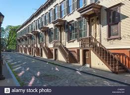 Rowhouses The Historic Sylvan Terrace Rowhouses In The Jumel Terrace