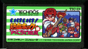 cgr undertow ike ike nekketsu hockey bu review for famicom