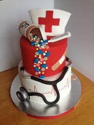 graduate nursing treat yourself with this cakes and