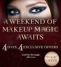 makeup black friday the charlotte tilbury black friday 2016 weekend of makeup magic is