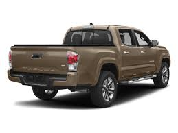 toyota tacoma truck bed 2017 toyota tacoma limited cab 5 bed v6 4x4 at