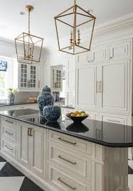 white kitchen cabinets with black quartz white cabinets with black countertops 12 inspiring designs