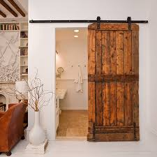 easy barn door plans build a sliding barn door new sliding glass