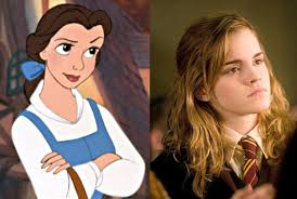 hermione yule ball hairstyle emma watson in beauty and the beast belle and hermione