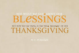 best thanksgiving day quotes show your family count blessings
