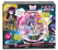 novi stars energy pod with doll amazon co uk toys u0026 games