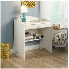 White Bedroom Desk Furniture by Amazon Com Sauder Storybook Desk Soft White Our Childrens Desk
