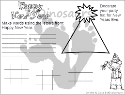 new year placemats new years placemats 3 dinosaurs