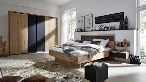 Schlafzimmer Holz Eiche Möbel Bohn Crailsheim Startseite Interliving Schlafzimmer