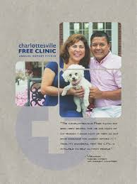 cville free clinic annual report 2015 by charlottesville free