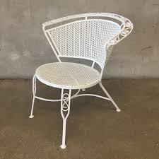 Vintage Woodard Wrought Iron Patio Furniture by Vintage Russell Woodard Patio Set U2013 Urbanamericana