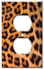 Animal Print Bathroom Decor Leopard Print Bathroom Decor